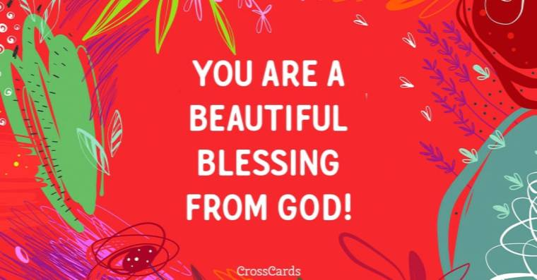 Blessing!