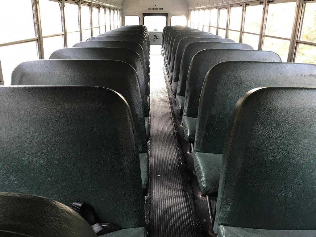 So many seats!